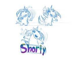 "#9 for Creation of Original Character ""Unicorn"" Name ""Shorty"" af ToaMota"