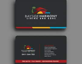 #19 untuk Create a Business Card ready for print using current template idea oleh mxredoy0
