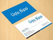 Graphic Design Contest Entry #55 for Design some Business Cards for Udo Bipp