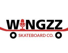 #28 for Design a Logo for WingZz Skateboard Co. by designxperia