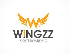 #47 for Design a Logo for WingZz Skateboard Co. by designxperia