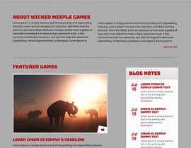 #47 untuk Website Design oleh uvshejole