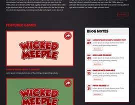 #53 untuk Website Design oleh KishanSunar