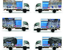 #92 for New service truck design by Sagster
