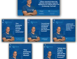 #157 for Giveaway Funnel Facebook Ad Set: Banner and Carousel Ads af alihussain787651