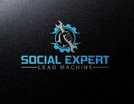 #97 for Social Expert Lead Machine logo af ffaysalfokir