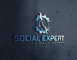 #99 for Social Expert Lead Machine logo af ffaysalfokir