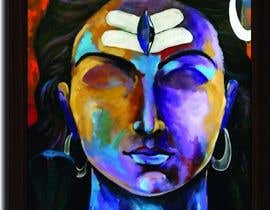#5 for Needed Original and New Digital Painting of Lord Shiva by virtualdot