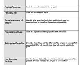 #13 for Writing a project proposal by amaruf2000