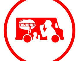 #21 cho Design a Logo for trukhub (food truck) bởi abrahamarul