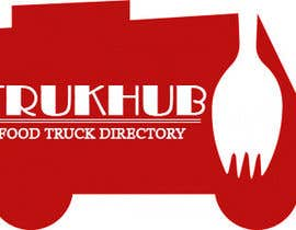 #10 cho Design a Logo for trukhub (food truck) bởi MadniInfoway01