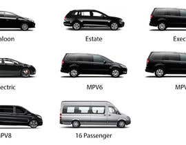 #81 for Need a set of  matching images of different vehicle types af bobbybhinder