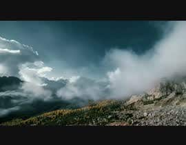 nº 33 pour Create a 2-minute inspirational video montage of beautiful mountains par bishoyelmalah