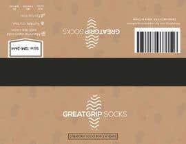 Nro 37 kilpailuun PACKAGING DESIGN for children's socks käyttäjältä DesignerMaster12