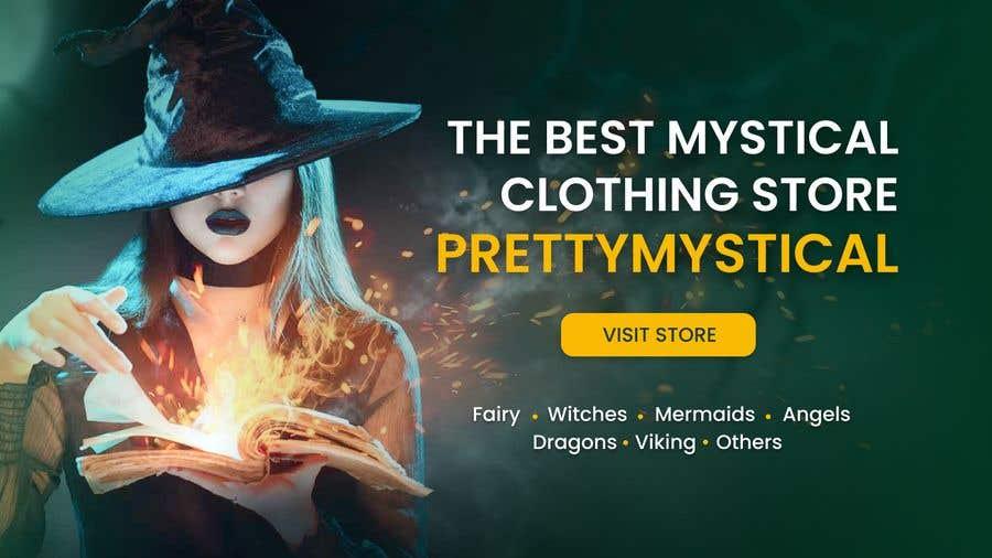 Penyertaan Peraduan #                                        9                                      untuk                                         Facebook Advertisement Creative Contest - PrettyMystical.com