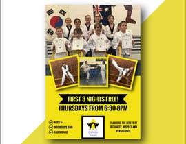 #108 untuk Flyer Martial Arts Contest oleh jewelmandal2