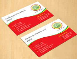 #25 for Design some Business Cards for Garbage Collection company by dinesh0805