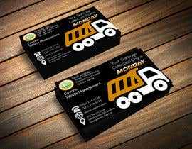 #23 pentru Design some Business Cards for Garbage Collection company de către kishanbhatt7