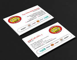 #347 cho business card design bởi mostafa543