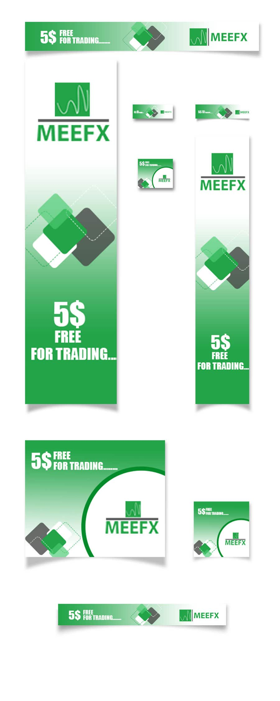 Конкурсная заявка №                                        9                                      для                                         5 usd free banner for forex company