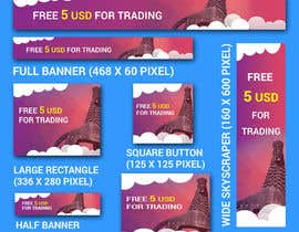 #24 for 5 usd free banner for forex company by Tasin1612