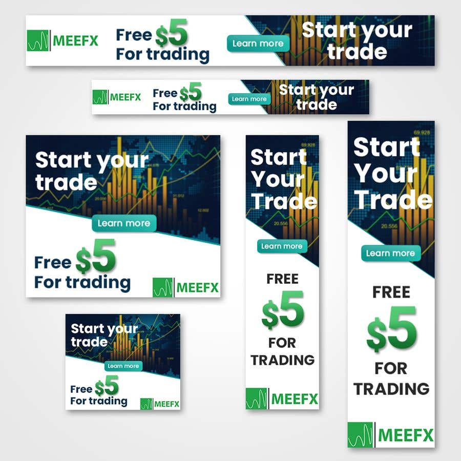 Конкурсная заявка №                                        20                                      для                                         5 usd free banner for forex company
