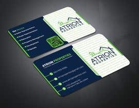#651 for business card for real estate company by balaramchdas