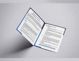 #55 untuk Redesign and reformat the attached document oleh habibullanion