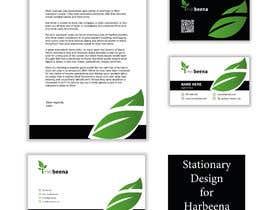 #149 untuk herbeena Visual identity oleh rafiulahmed24