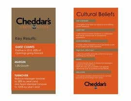 #8 for Company Cultural Beliefs Handout by Dax79