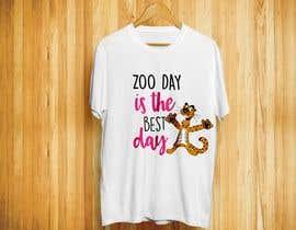 #150 for T-shirt Design Kids Zoo Germany af tonmoy6