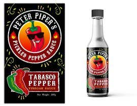Suzenchong tarafından Looking for a Hot Sauce Label Designer için no 29