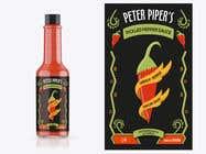 Looking for a Hot Sauce Label Designer için Graphic Design30 No.lu Yarışma Girdisi