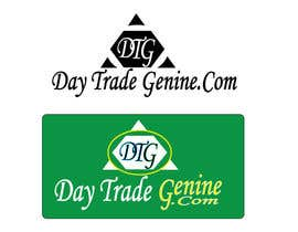 #27 for Design a Logo for DayTradeGenie by osmangonim