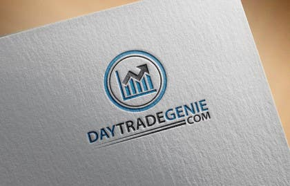 #11 for Design a Logo for DayTradeGenie by alikarovaliya