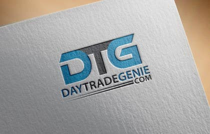 #17 cho Design a Logo for DayTradeGenie bởi alikarovaliya