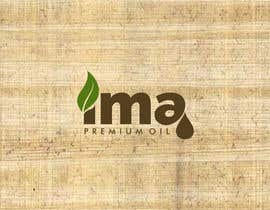 #266 for Logo design for a high-end, organic oil to spice up premium food - Comany name IMA af franklugo