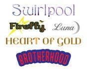 Graphic Colored Logo için Graphic Design190 No.lu Yarışma Girdisi