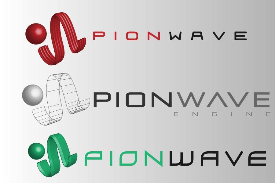 "Bài tham dự cuộc thi #                                        288                                      cho                                         Logo Design for ""PionWave Engine"""