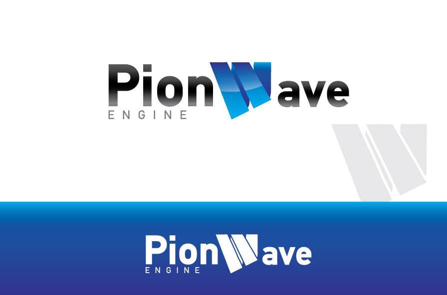 "#10 for Logo Design for ""PionWave Engine"" by limixart"