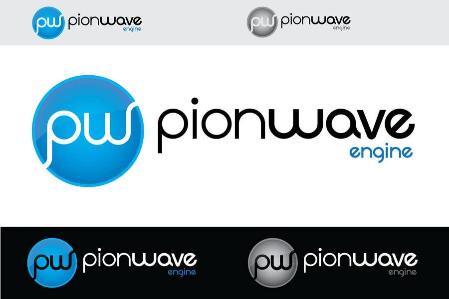 "Bài tham dự cuộc thi #                                        238                                      cho                                         Logo Design for ""PionWave Engine"""