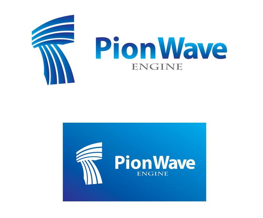 "Bài tham dự cuộc thi #                                        145                                      cho                                         Logo Design for ""PionWave Engine"""