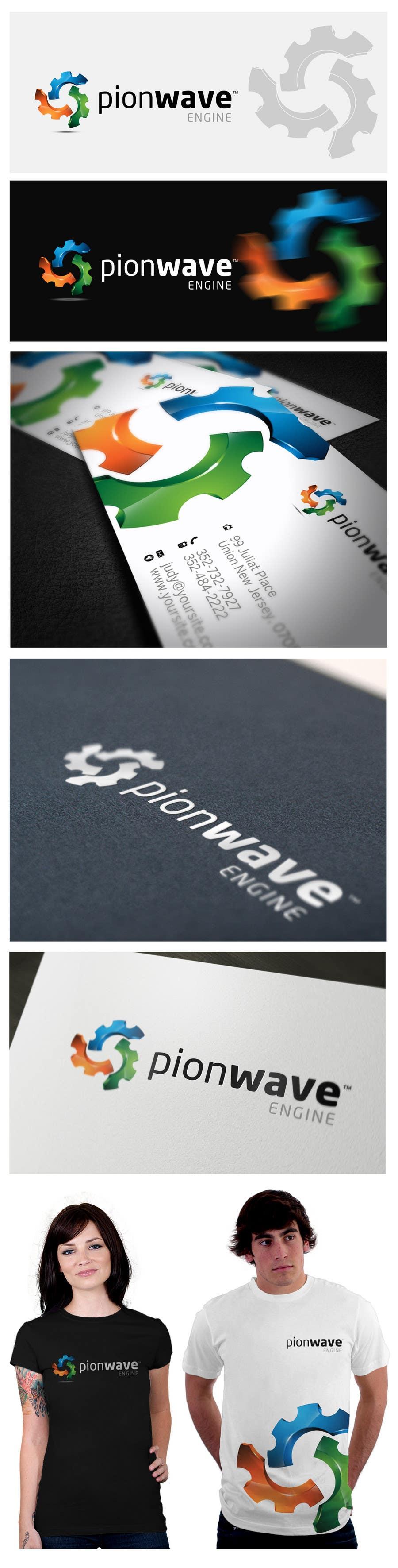 "#241 for Logo Design for ""PionWave Engine"" by maidenbrands"