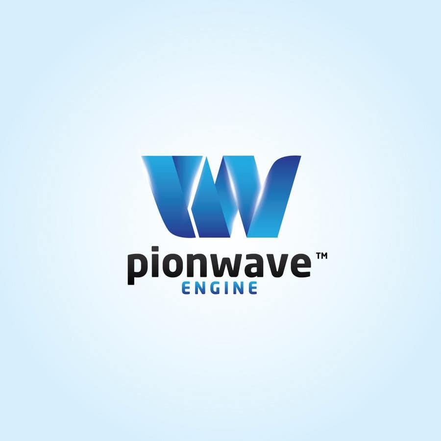 "Bài tham dự cuộc thi #                                        35                                      cho                                         Logo Design for ""PionWave Engine"""