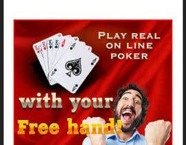 #54 cho Design Funny Mobile Interstitial & Banner for mobile poker club bởi johnche11
