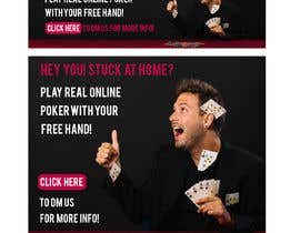 #39 cho Design Funny Mobile Interstitial & Banner for mobile poker club bởi thebharathi22
