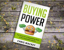 #95 for Book Cover Design For Buying Power by Chris Mackey af Omerfarooq030298