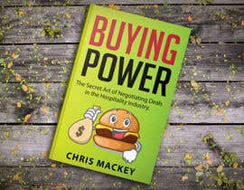 #96 for Book Cover Design For Buying Power by Chris Mackey af Omerfarooq030298