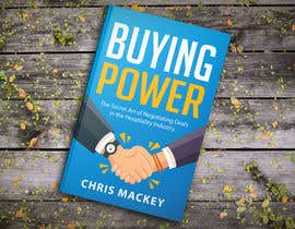 #98 for Book Cover Design For Buying Power by Chris Mackey af Omerfarooq030298