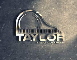 EdesignMK tarafından Design a Logo for Taylor Design and Media için no 79